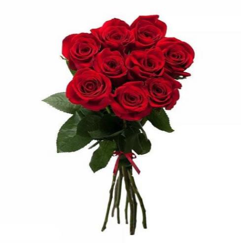 2640 Buquê com 12 rosas