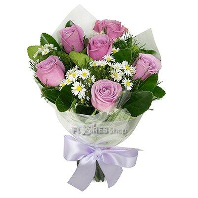 1209 Delicada Rosa Lilá