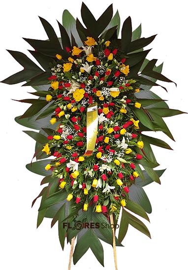 1826 Coroa Amor Eterno