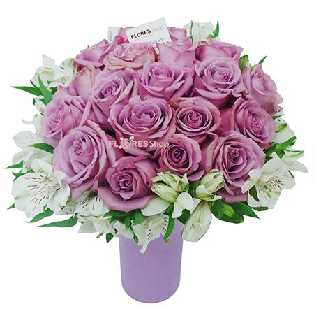 1964 Rosas delicadas