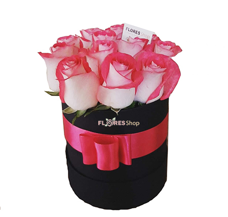 2230 Flowers Box Pink