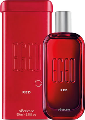 2584 Egeo Desodorante Colônia Red 90ml