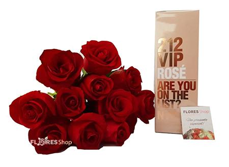 2644 Rosas e 212 VIP Rosé