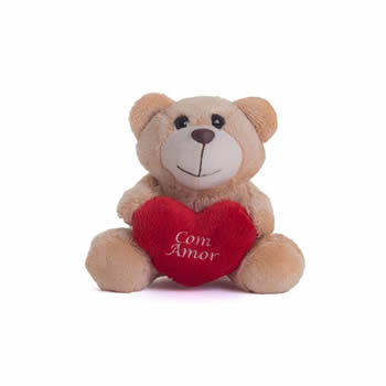 2822 Urso doce Encanto mini 17cm