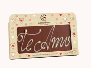 2827 Chocoarte 40g  - Cacau Show