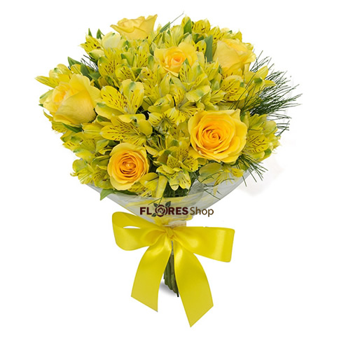 3160 Buquê Yellow