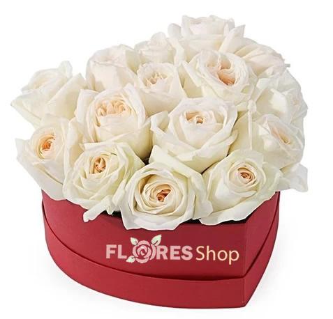 3303 Coração de Rosas In Box