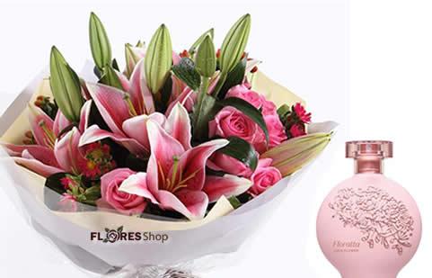 3304 Flores apaixonantes e Florata