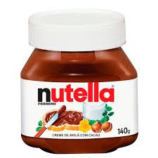 377 Nutella 140gr