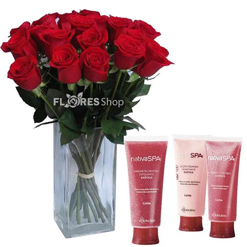 420 Rosas E Nativa Spa