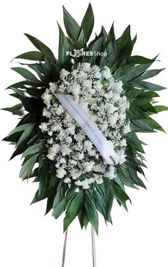 4665 Coroa de Flores Suavidade