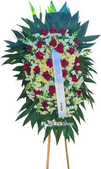 5084 Coroa de flores União