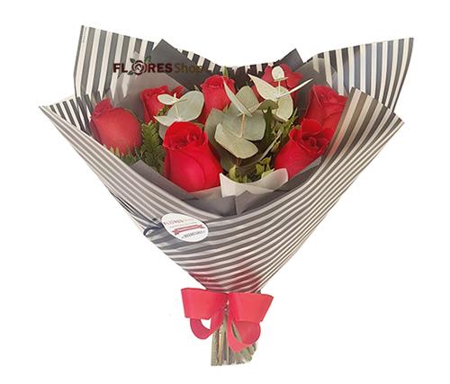 5541 Gracinha de 7 Rosas