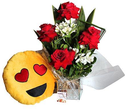 724 Emoji e Rosas Colombianas