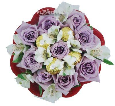 769 Flor Recheada
