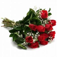 48 Buquê com 12 Rosas Vermelhas