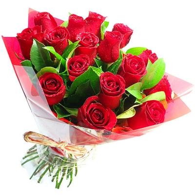 64 Buquê tradicional 20 Rosas Vermelhas