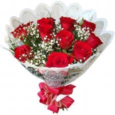 2249 Buquê de Rosas Romântico