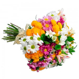 697   Buquê Garden Flores Do Campo