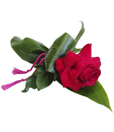 1860 Buquê de Rosa Vermelha Importada